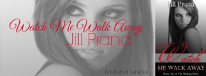 watch me walk away banner