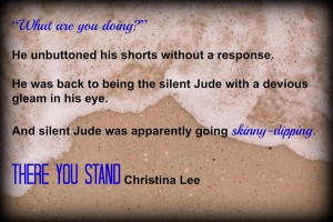 there you stand teaser 2