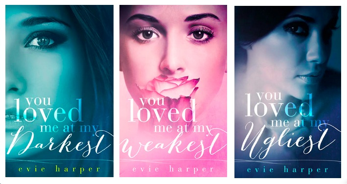 You Loved Me series - New Branded Covers