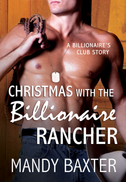 christmas with a billionaire rancher