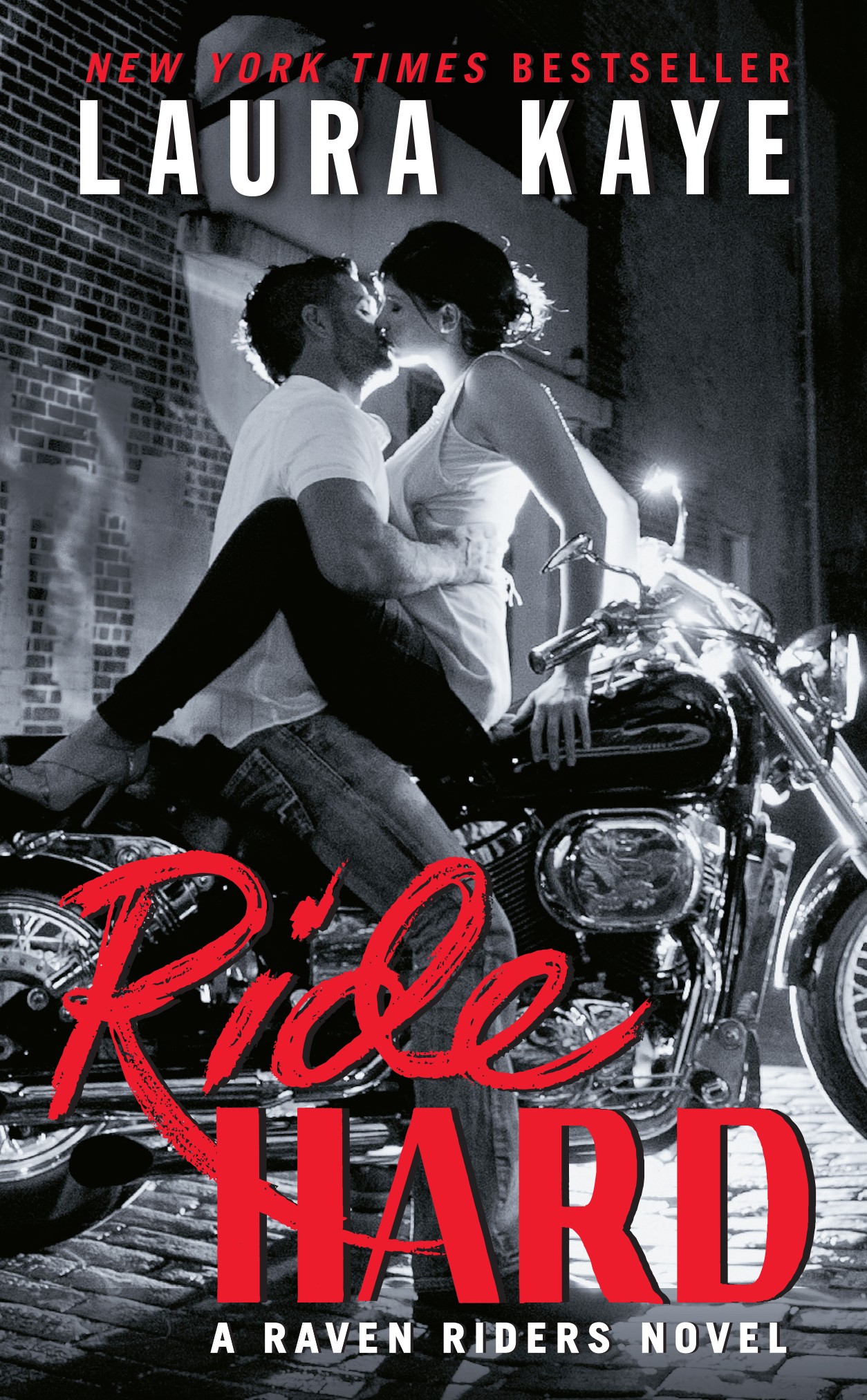 REVIEW: Ride Hard (Raven Riders #1) by Laura Kaye
