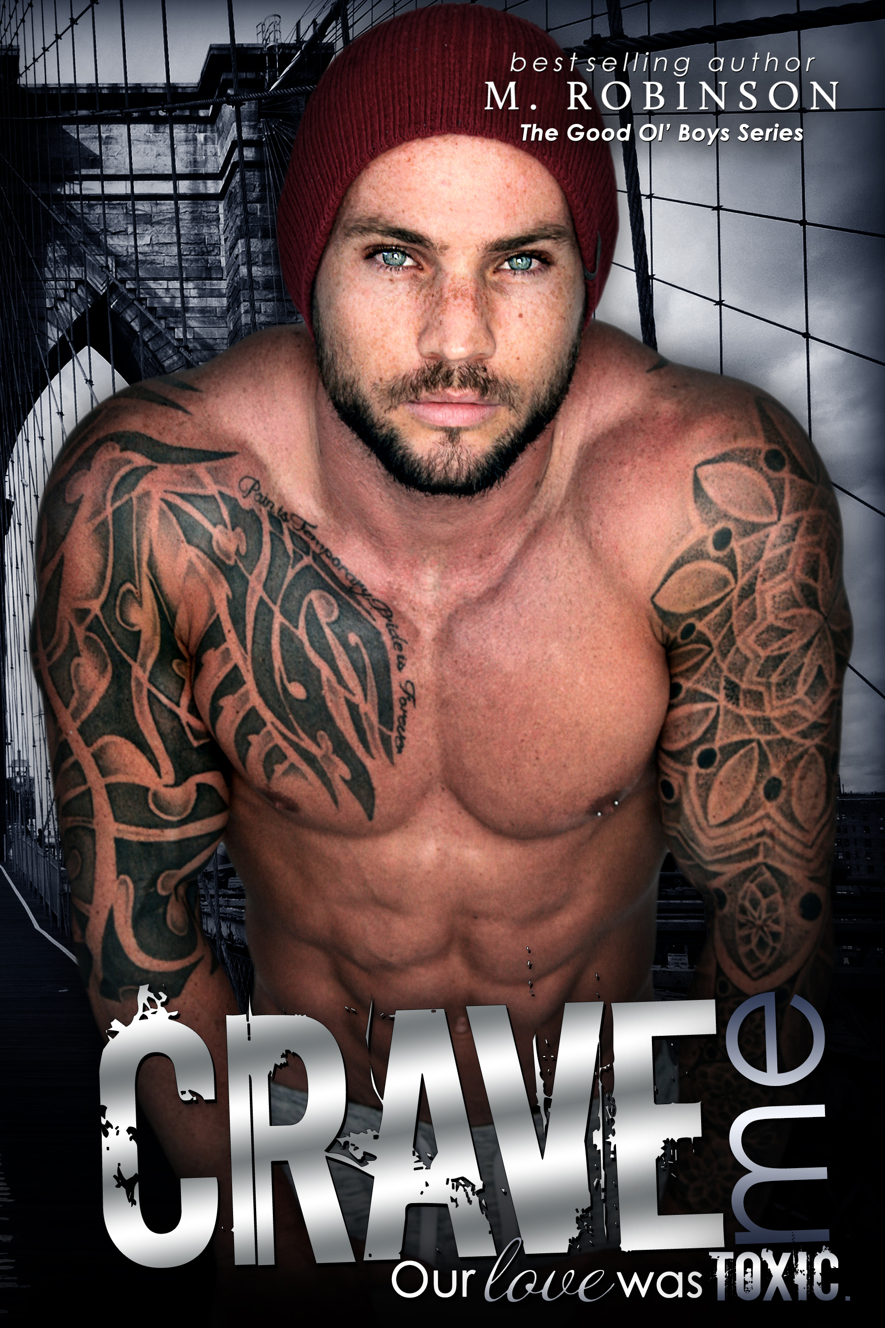REVIEW: Crave Me (The Good Ole Boys #4) by M. Robinson