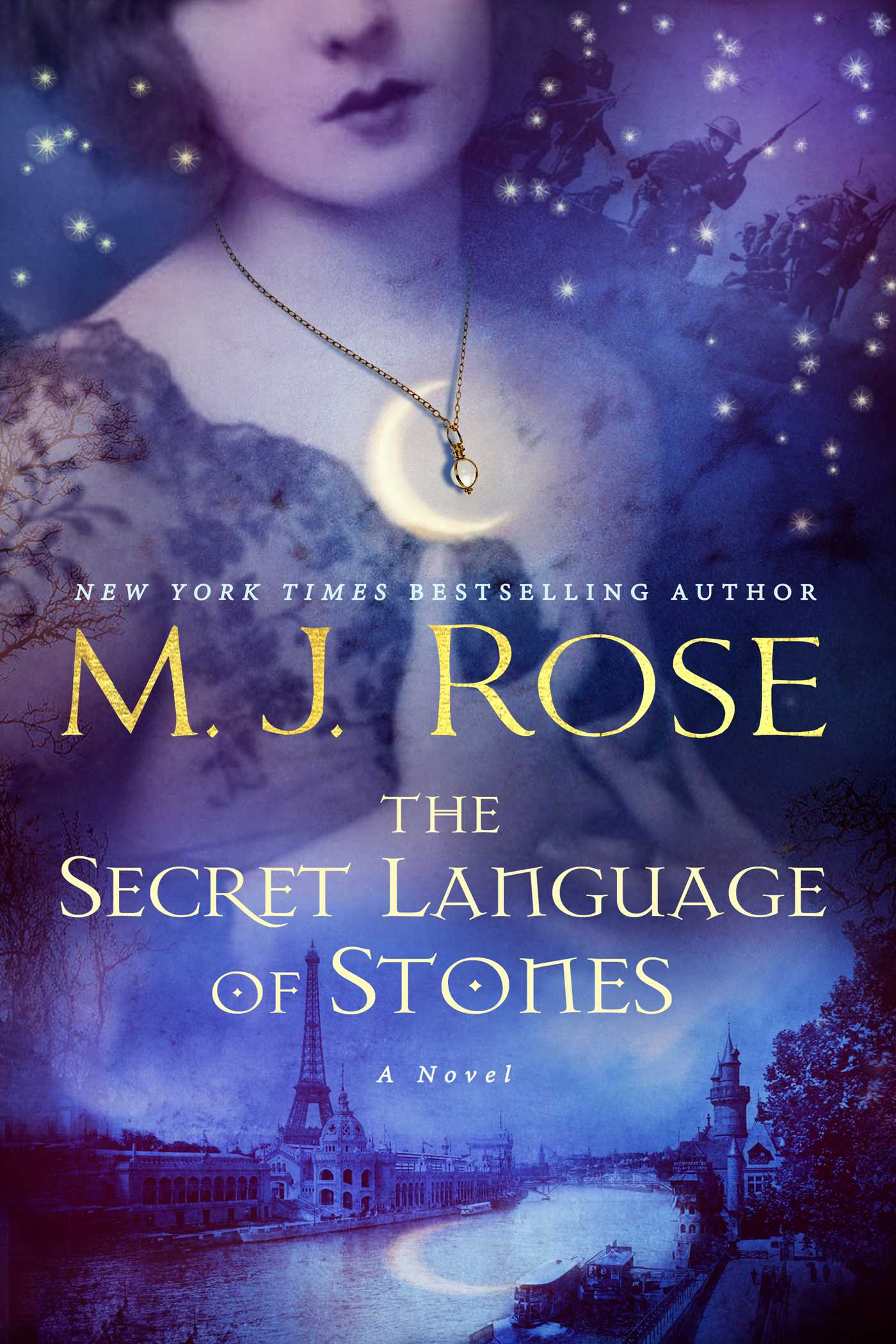 REVIEW: The Secret Language of Stones by M.J. Rose