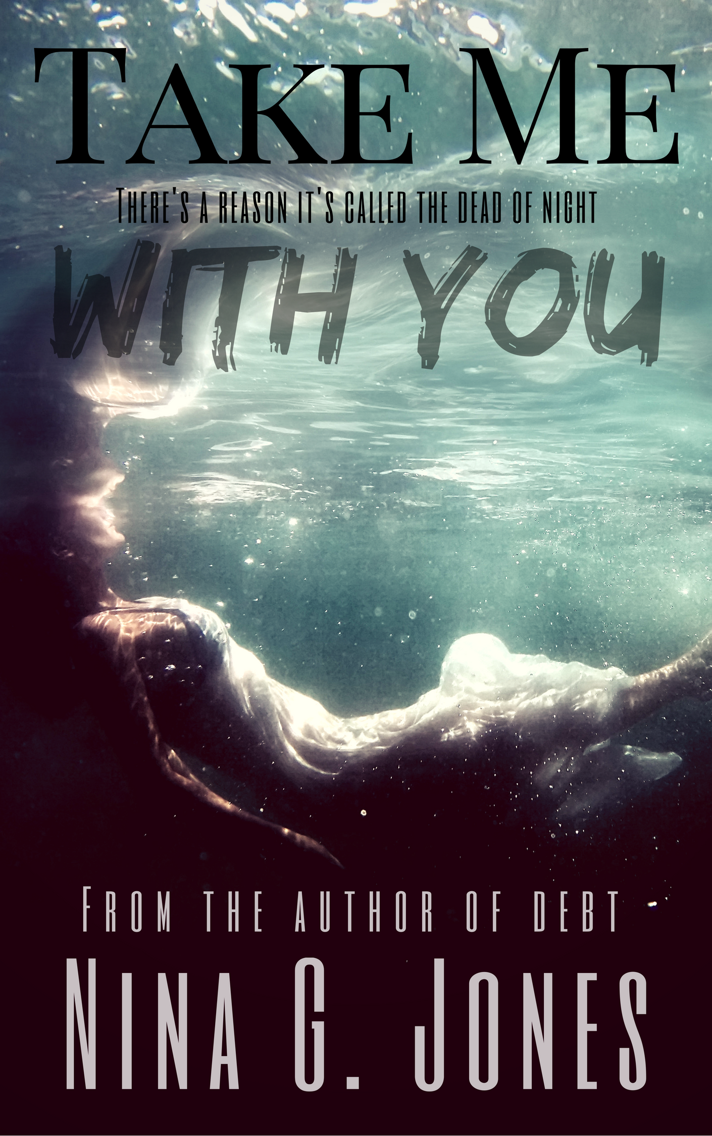 REVIEW: Take Me With You by Nina G. Jones