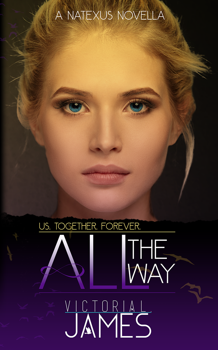 REVIEW: All the Way by Victoria L. James