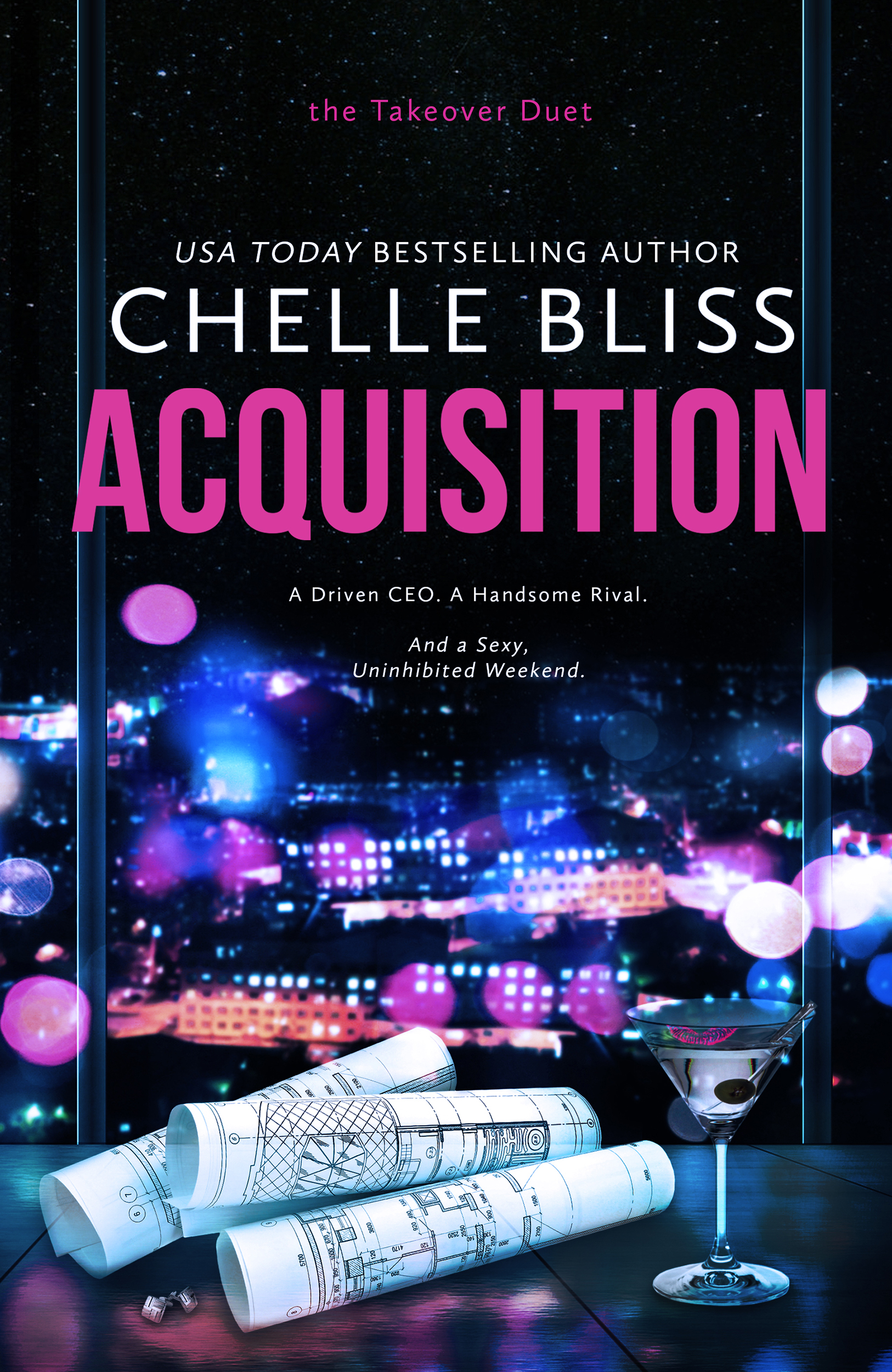 REVIEW: Acquisition by Chelle Bliss