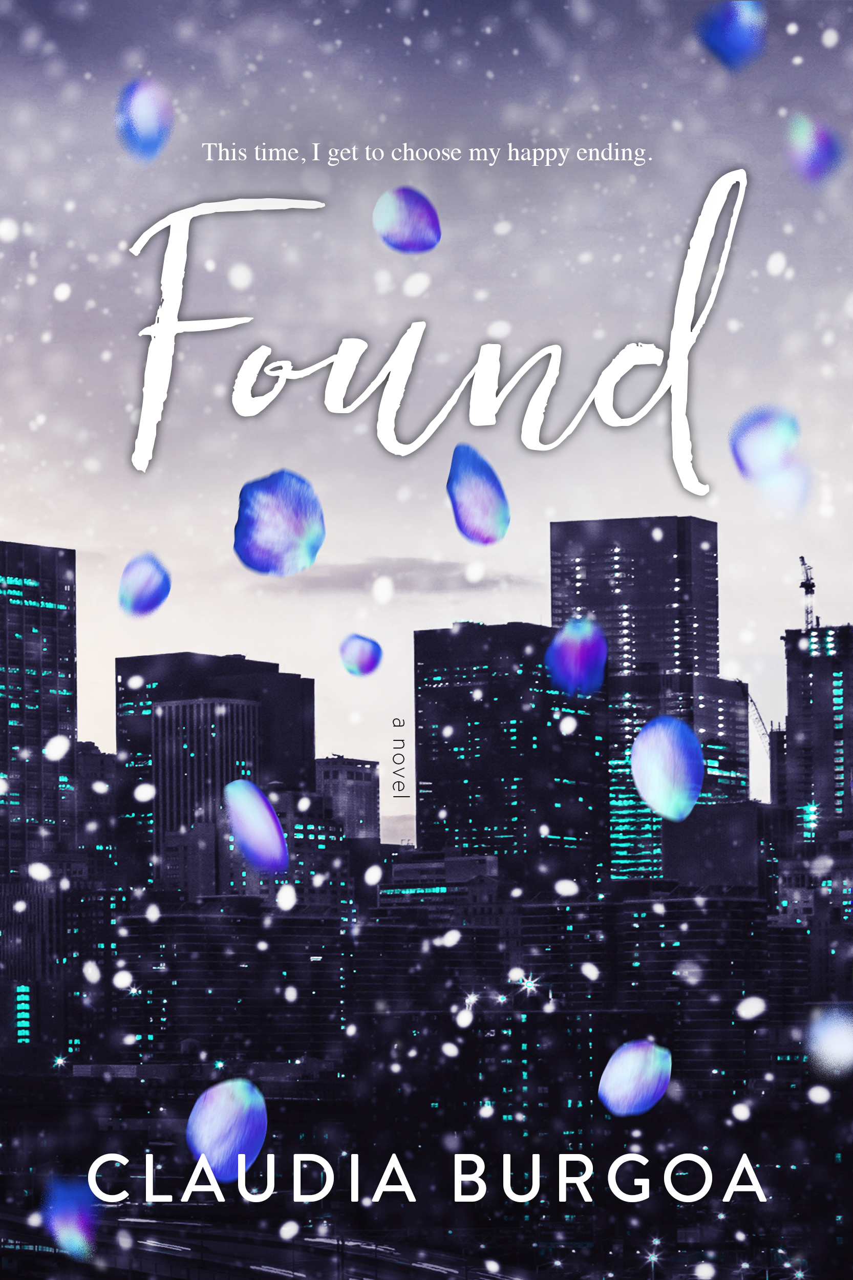 REVIEW: Found by Claudia Burgoa