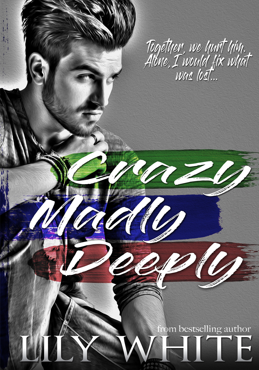 REVIEW: Crazy Madly Deeply by Lily White