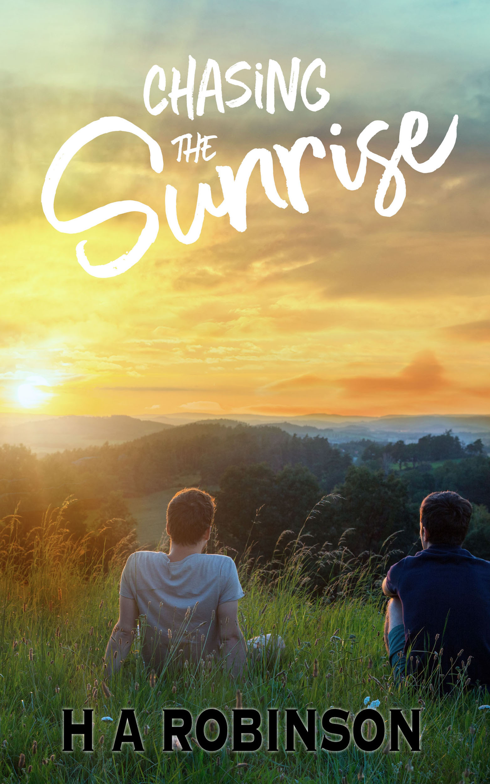 REVIEW: Chasing the Sunrise by H.A. Robinson