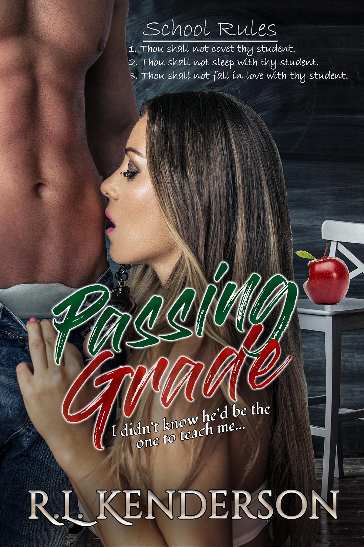 REVIEW: Passing Grade by R.L. Kenderson
