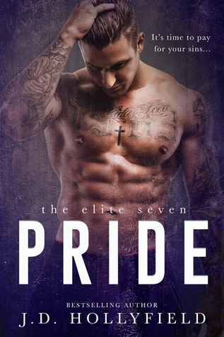 REVIEW: Pride (The Elite Seven #2) by J.D. Hollyfield