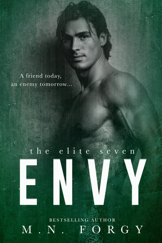 REVIEW: Envy (The Elite Seven #4) by M.N. Forgy