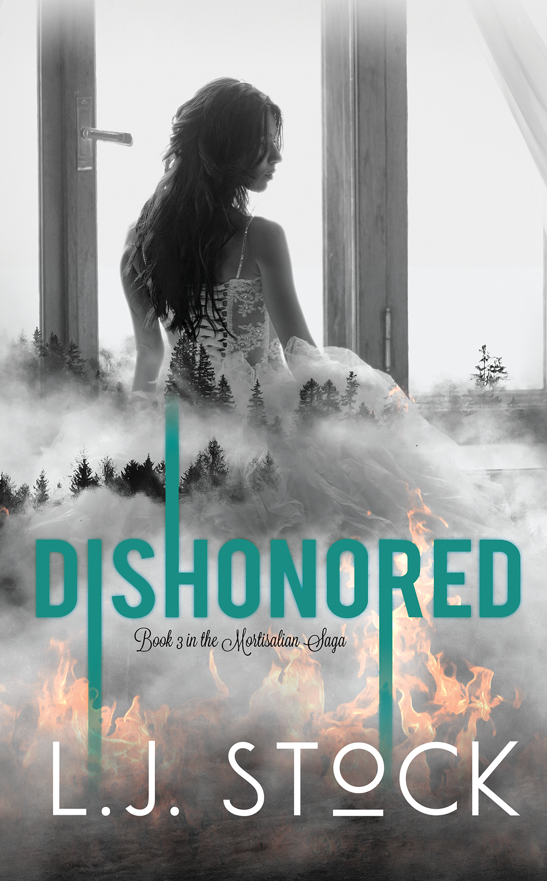 REVIEW: Dishonored (The Mortisalian Saga #3) by L.J. Stock