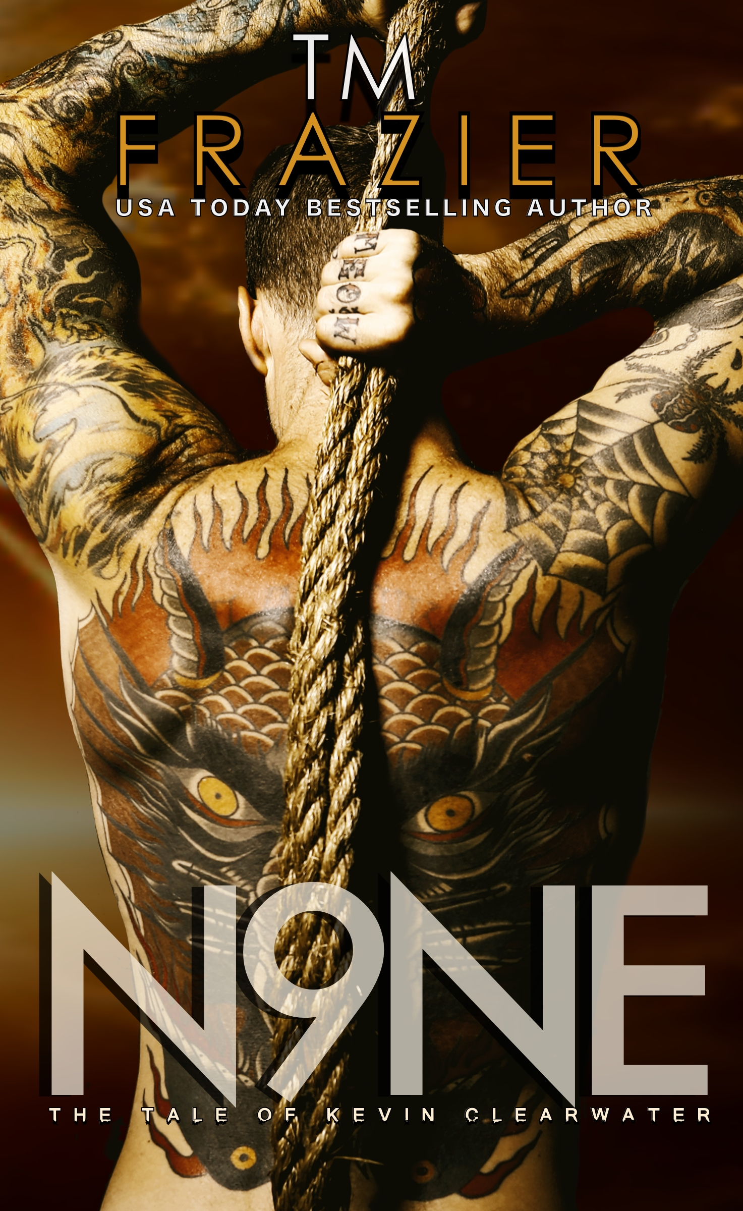 REVIEW: N9ne (The Tale of Kevin Clearwater) by TM Frazier