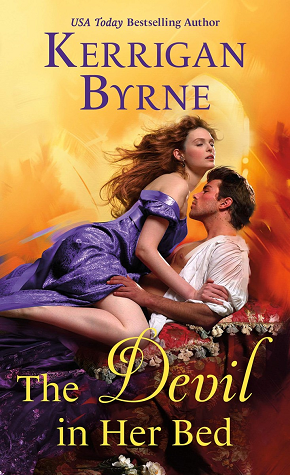 Review: The Devil in her Bed by Kerrigan Byrne